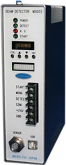 渦電流式継目検出器 MSD-03